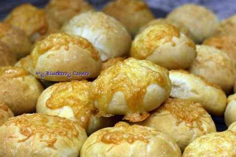 Pszenne bułki z serem