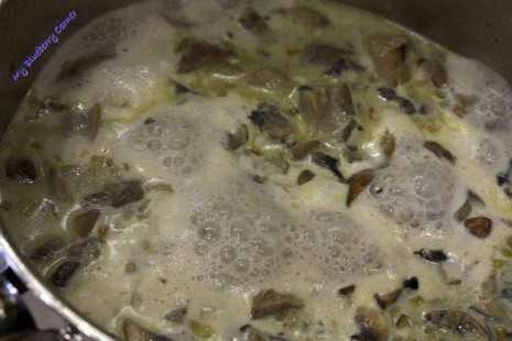 Kalabryjska zupa grzybowa