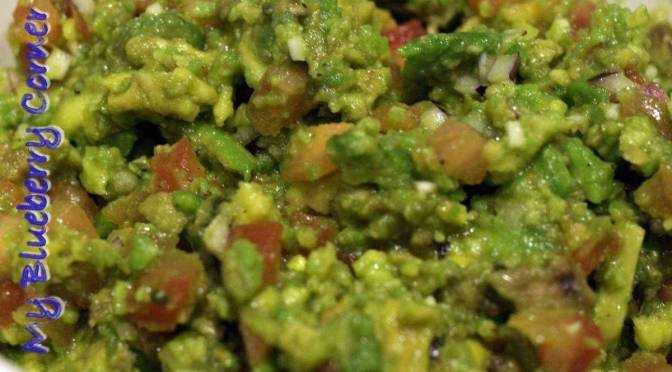 Guacamole – dip na bazie awokado