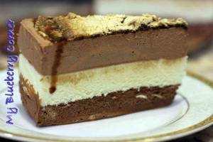 Mus potrójnie czekoladowy
