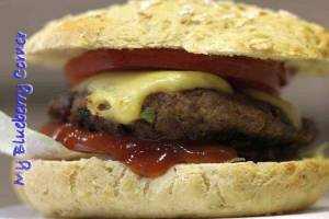 Hamburger według Jamiego