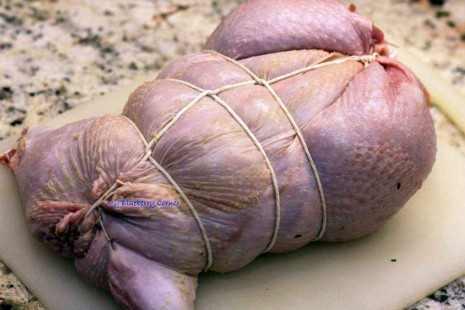 Balotyna z kurczaka