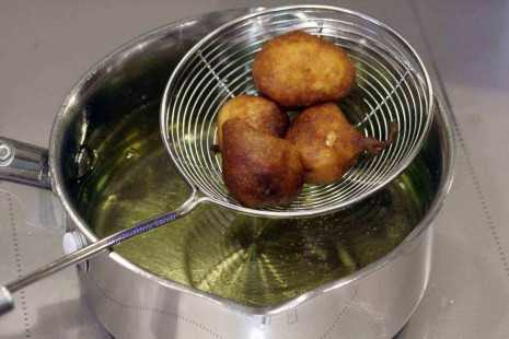 Kurczak w kokosowym cieście