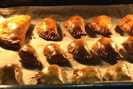 Empanadas z wołowiną
