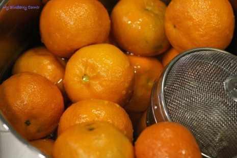 Dżem mandarynkowy
