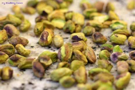 Bazyliowopietruszkowe pesto z pistacjami