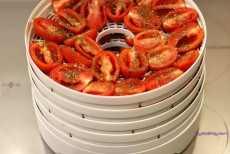 Suszone pomidory domowej roboty