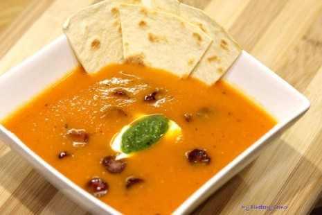 Najlepsza zupa krem z pomidorów
