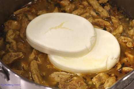 Białe chili z kurczakiem