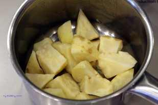 Purée ziemniaczane z selerem