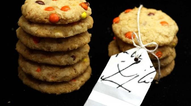 Kruche ciastka cookies