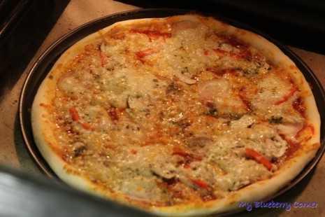 Najlepsza pizza - jak z pieca!