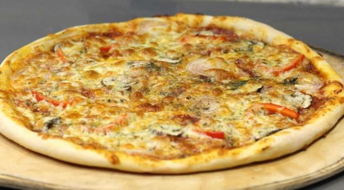 Najlepsza pizza – jak z pieca!