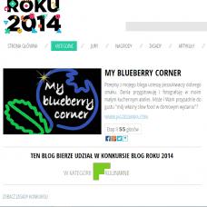 Blog Roku 2014