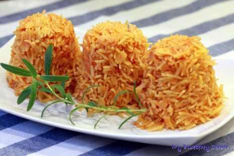 Pomidorowy ryż