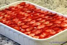 Strawberrisu czyli truskawkowe tiramisu