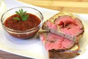 Red relish - pyszny sos