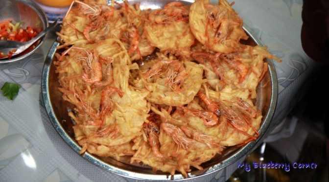 Hanoi prawdziwy Street Food