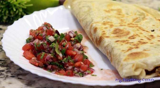Pico de gallo salsa fresca – czyli salsa ze świeżych pomidorów