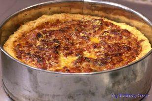 Pizza z tortownicy – słynna pizza z Chicago