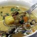 Pyszna <span>zupa grzybowa</span>