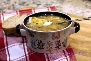 Zalewajka - pyszna zupa