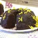 Piaskowa <span>babka z czekoladą</span>