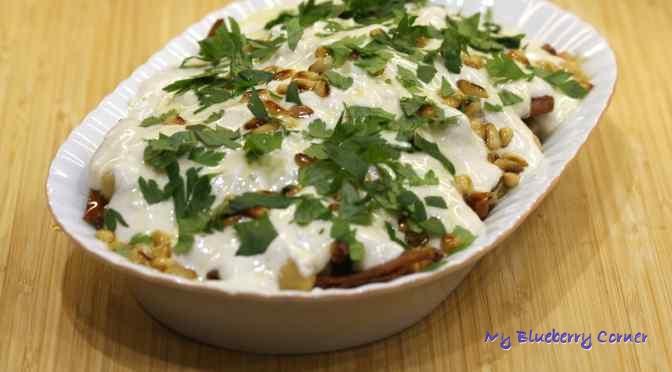 Fatteh – arabskie śniadanie