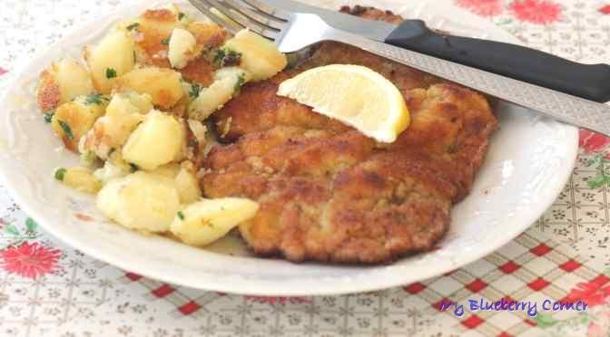 Wiener Schnitzel – cielęcy kotlet wiedeński